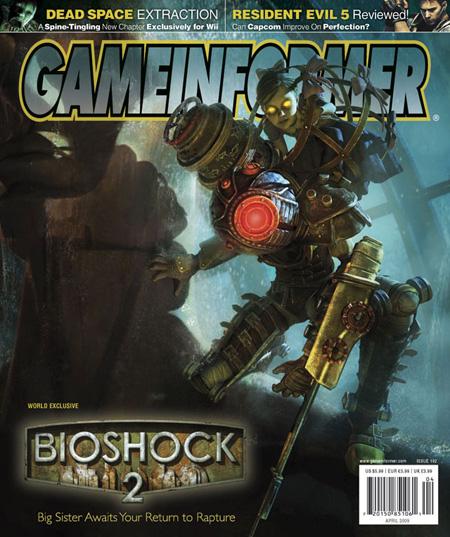 April 2009 Game Informer