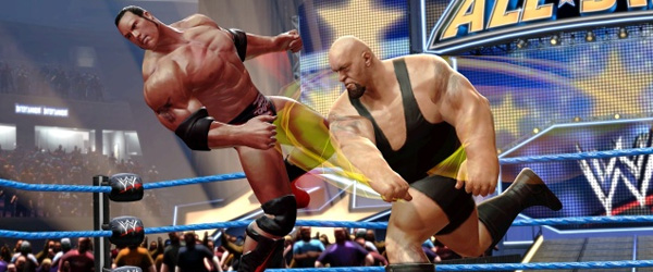 WWE All Stars Big Show Knockout Punch