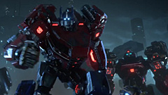 Transformers Fall of Cybertron Trailer