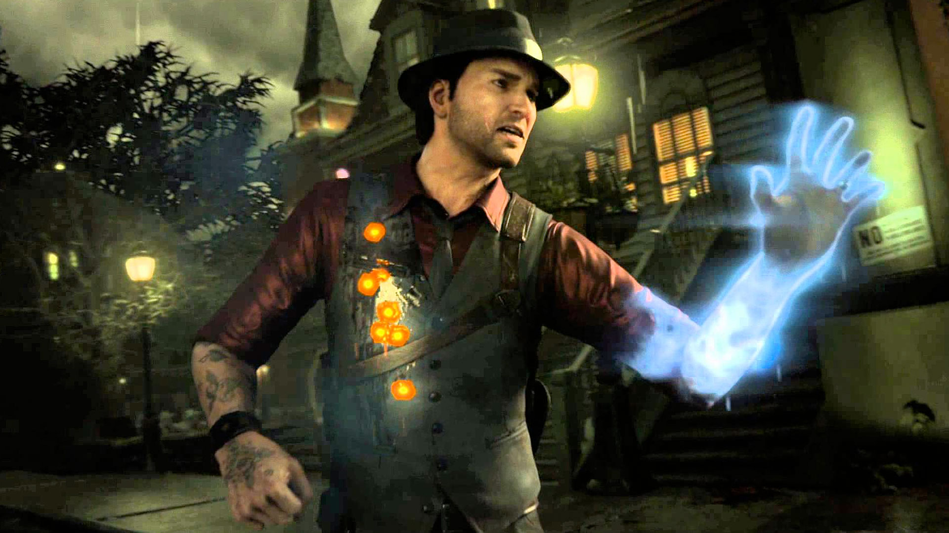 Murdered Soul Suspect Maps