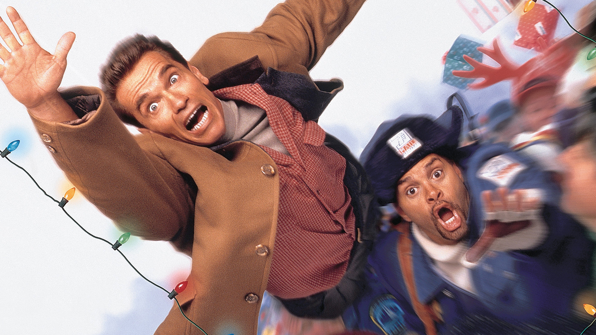 Image result for Jingle All the Way (1996)