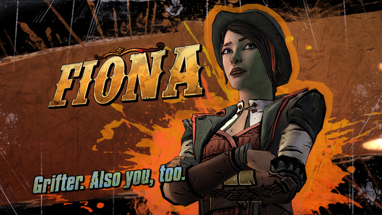 Borderlands Fiona
