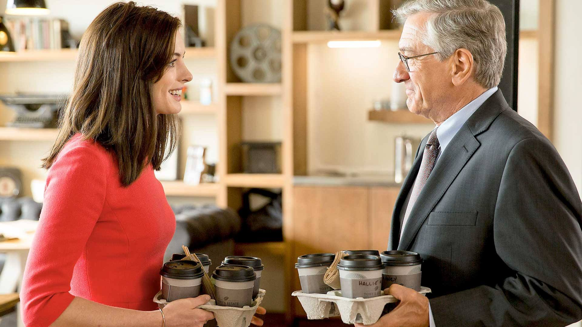 The Intern 2015 After The Credits Mediastinger