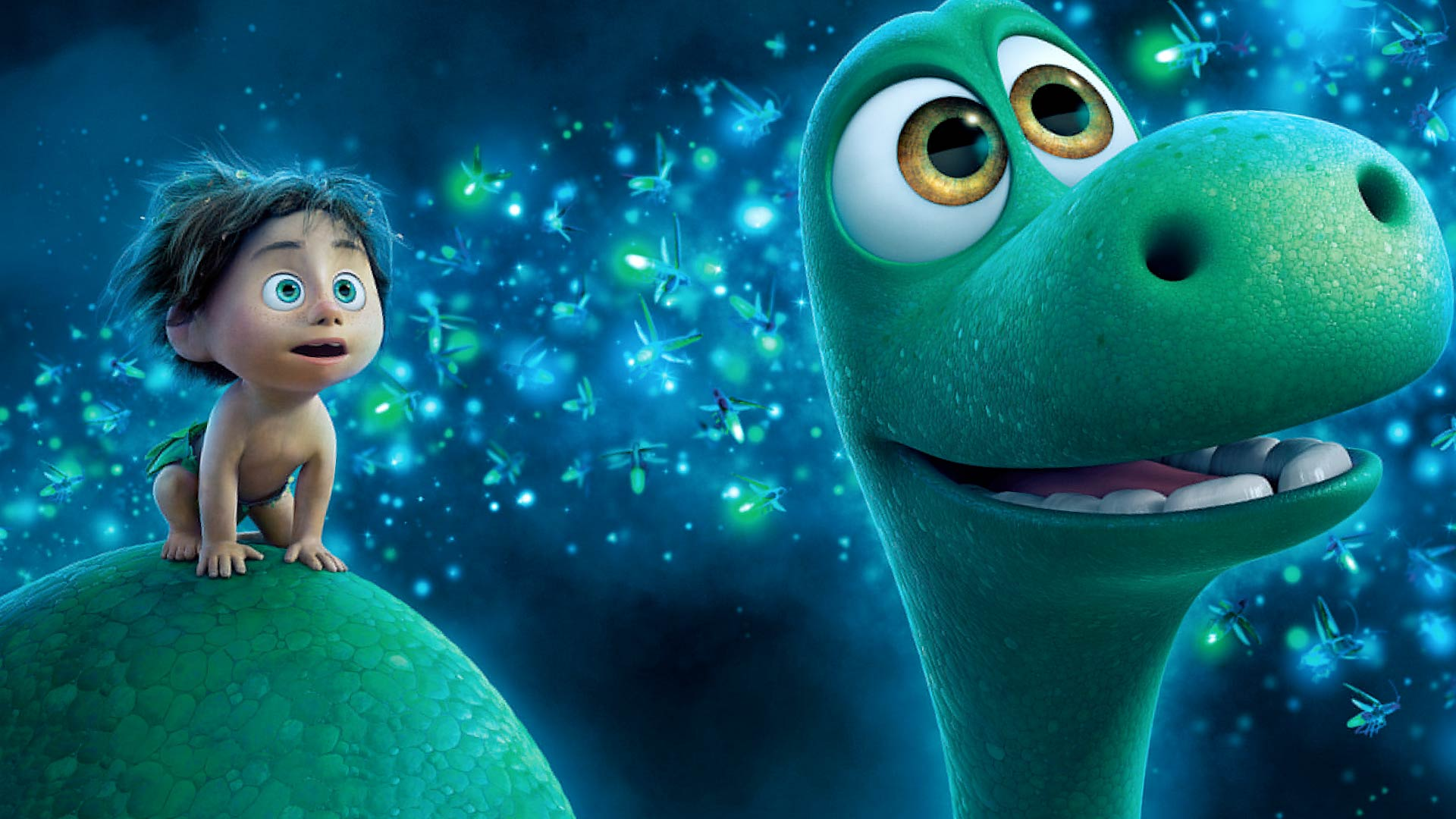 The Good Dinosaur (2015)- After The Credits