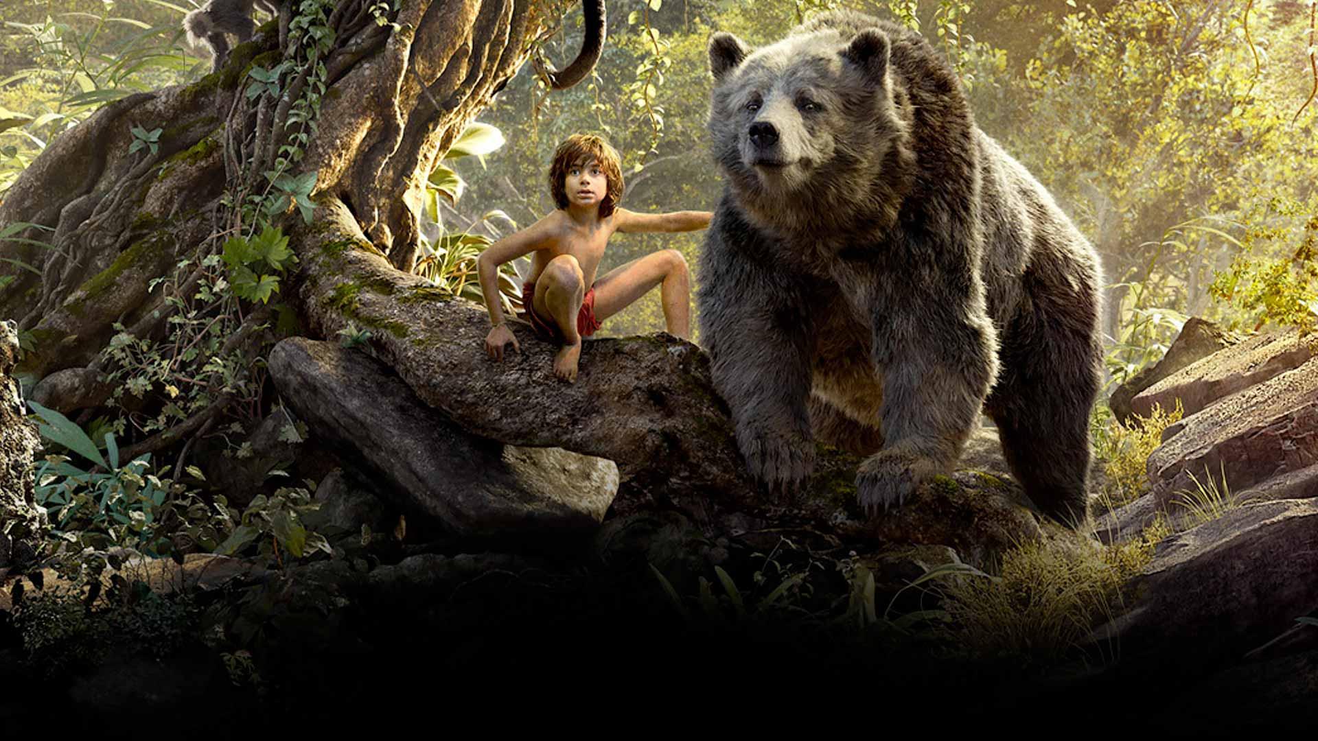 فيلم المغامرات The Jungle Book 2016 مترجم HD